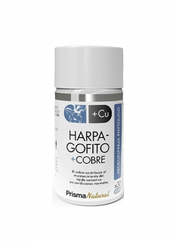 Harpagofito + Cobre 30 cápsulas microesferas PrismaNatural
