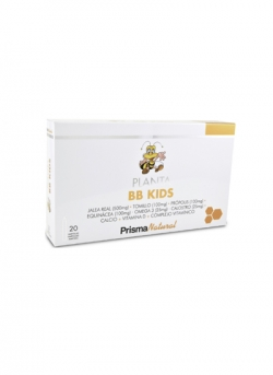Planta BB Kids 20 viales 10 ml PrismaNatural
