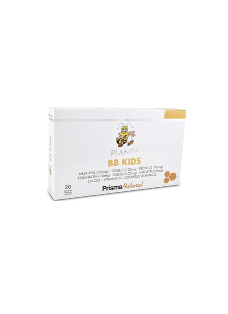 Planta BB Kids 20 viales 10 ml PrismaNatural