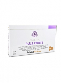 Planta Plus Forte 20 viales de 10 ml PrismaNatural