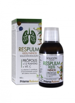 Solución Respulm Kids 180 ml PrismaNatural