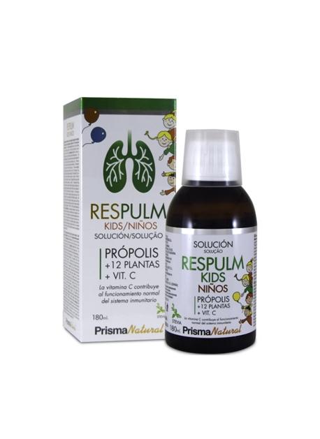 Solucion Respulm Kids 180 ml PrismaNatural
