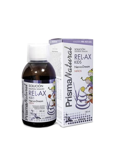 Solucion Relax Kids 180 ml PrismaNatural