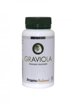 Graviola 60 cápsulas 546 mg PrismaNatural