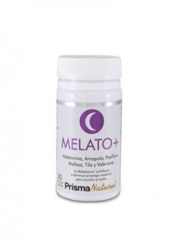 Melato+ 30 cápsulas 496 mg PrismaNatural