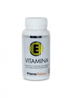 Vitamina E 100 cápsulas 546 mg PrismaNatural
