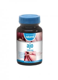 Ajo Naturmil 240 perlas 500 mg Dietmed