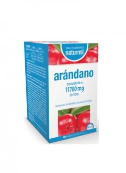 Arándano Naturmil 60 cápsulas Dietmed