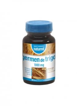 Germen de Trigo Naturmil 1000 mg 30 perlas Dietmed