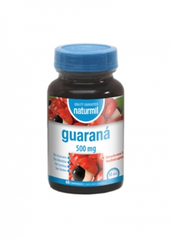 Guaraná 60 comprimidos 500 mg Dietmed