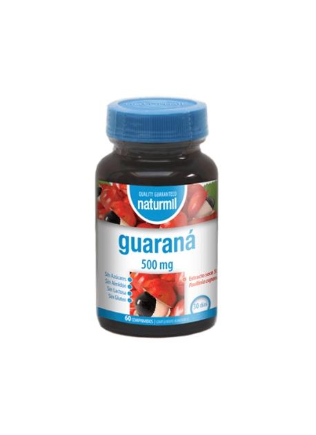 Guaraná 60 comprimidos 500 mg DietMed