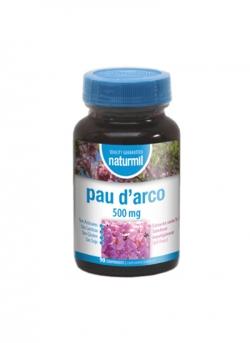 Pau D'Arco Naturmil 90 comprimidos Dietmed