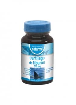 Cartílago de Tiburon Naturmil 45 capsulas Dietmed