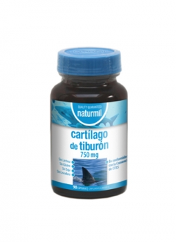 Cartílago de Tiburon Naturmil 90 cápsulas Dietmed