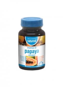 Enzimas de Papaya Complex Naturmil 90 comprimidos Dietmed