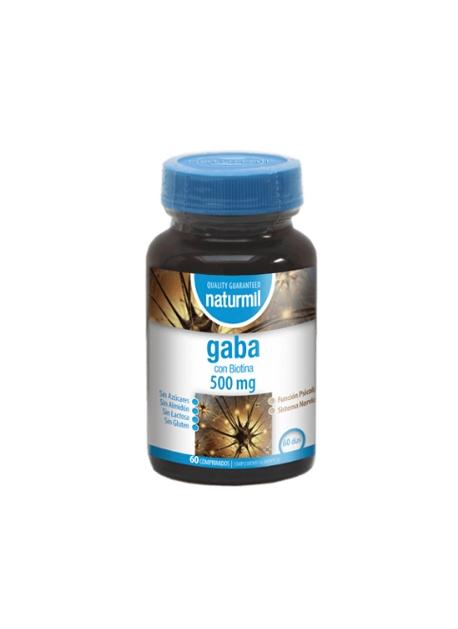 Gaba Naturmil 60 comprimidos Dietmed