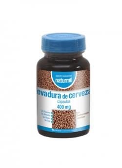 Levadura de Cerveza Naturmil 400 mg 45 cápsulas Dietmed