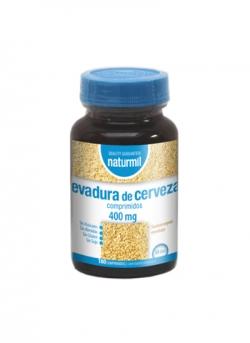Levadura de Cerveza Naturmil 180 comprimidos 400 mg Dietmed
