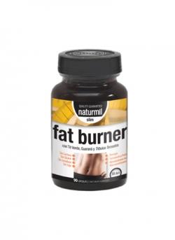 Fat Burner Slim Naturmil 90 cápsulas Dietmed