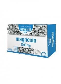 Magnesio Forte Naturmil 20 x 15 ampollas Dietmed