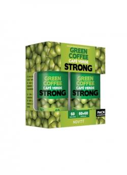 Café Verde Strong 60 + 60 cápsulas Dietmed