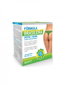 Fórmula Brasileña 60 + 60 comrpimidos Dietmed