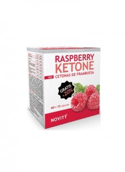 Raspberry Ketone 72 cápsulas Dietmed