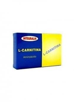 L-Carnitina 60 cápsulas Integralia