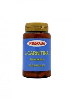 L-Carnitina 90 cápsulas Integralia