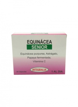 Equinácea Senior 30 cápsulas Integralia