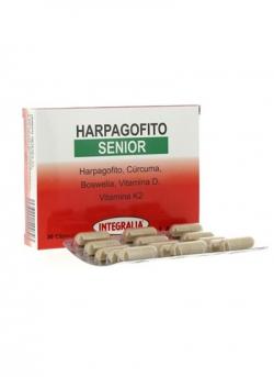Harpagofito Senior 30 cápsulas Integralia