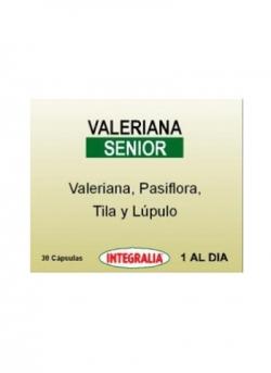 Valeriana Senior 30 cápsulas Integralia