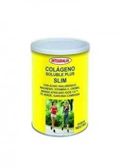 Colágeno Soluble Plus Slim 400 g Integralia