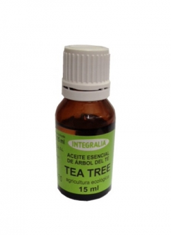 Aceite Esencial Árbol del Té Ecológico 15 ml Integralia