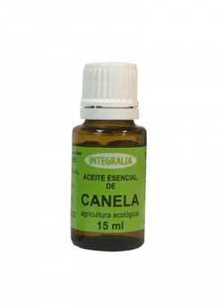 Aceite Esencial Canela Ecológico 15 ml Integralia