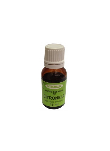 Aceite Esencial Citronela Ecológico Integralia