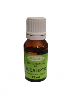 Aceite Esencial Eucalipto Ecológico 15 ml Integralia