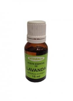 Aceite Esencial Lavanda Ecológico 15 ml Integralia