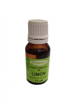 Aceite Esencial Limón Ecológico 15 ml Integralia