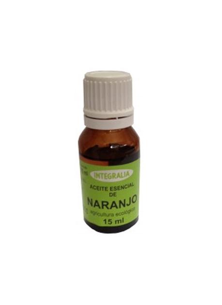 Aceite Esencial Naranjo Dulce Ecológico Integralia