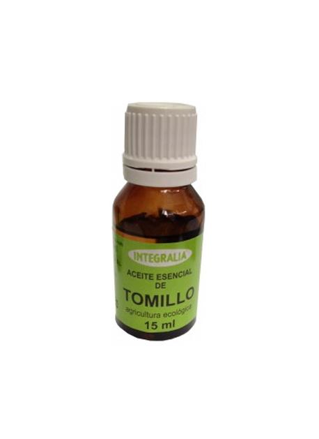 Aceite Esencial Tomillo Ecológico 15 ml Integralia