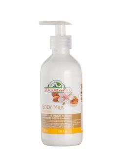 Body Milk Nutritivo Almendras Dulces 300 ml Corpore Sano