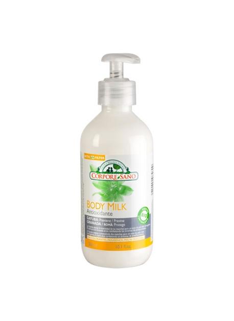 Body Milk Gayuba 300 ml Corpore Sano