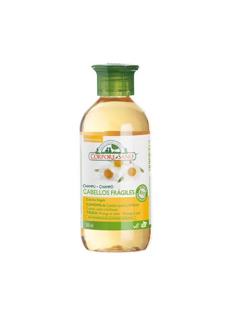 Champú Cabellos Rubios 300 ml Corpore Sano