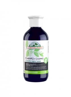 Champú Henna Cabellos Negros 300 ml Corpore Sano