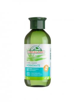 Champú Hidratante Aloe Vera y Malvavisco 300 ml Corpore Sano