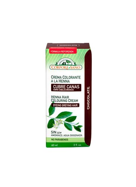 Cubre Canas Chocolate 60 ml Corpore Sano