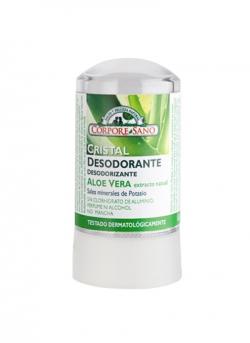 Desodorante Mineral Aloe Vera 60 gr Corpore Sano