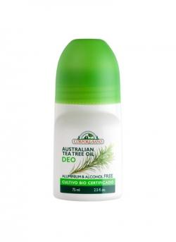 Desodorante Roll-on Árbol del Té 75 mg Corpore Sano