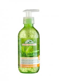 Gel Aloe Vera + Argán Antioxidante 300 ml Corpore Sano